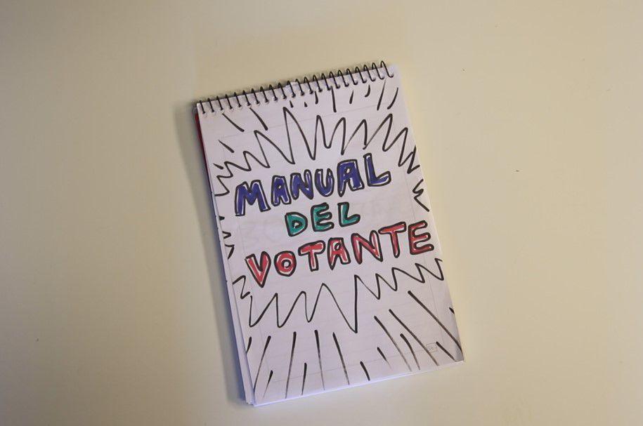 Manual del votante