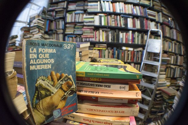 Diomedes Libros. Archivo / Gerardo Carrasco