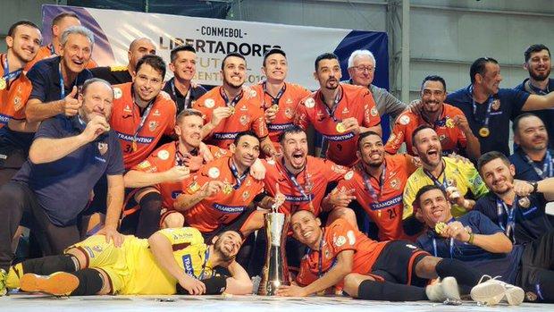 Foto: Twitter l @LibertadoresFS