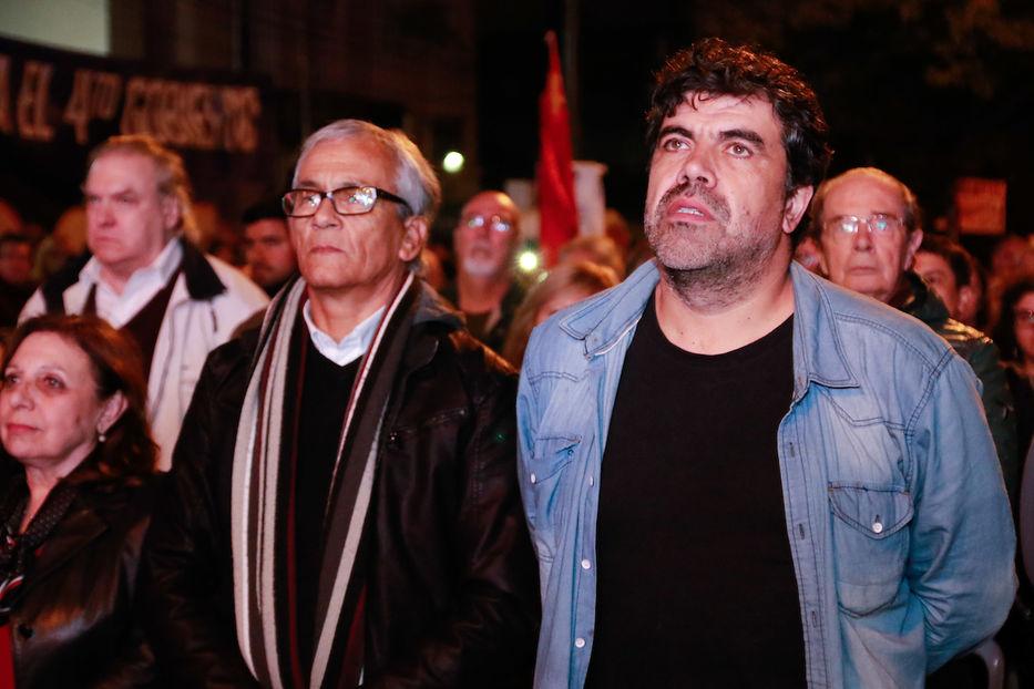 Soldados de la revolución