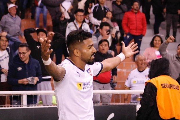Foto: Prensa Liga de Quito