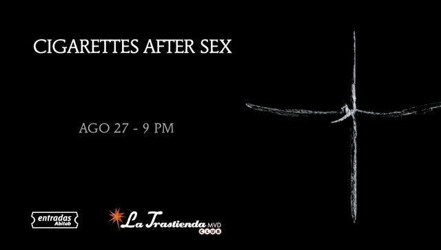 Cigarretes After Sex