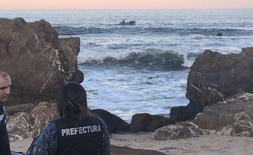 Hallaron el cuerpo del instructor de parapente que se ahogó en Rocha