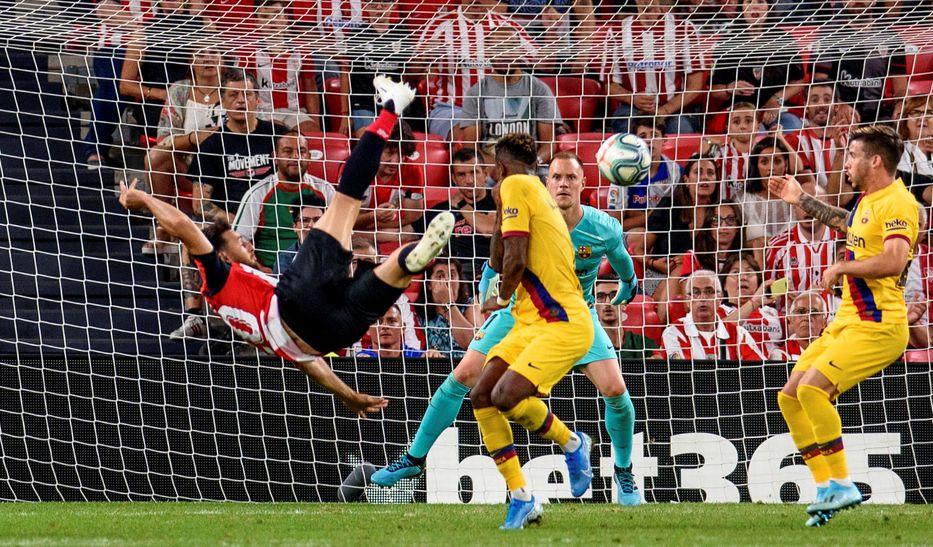 España: Aritz Aduriz, símbolo del Athletic Bilbao, anunció su retiro a ...