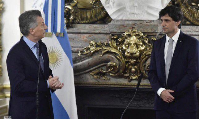 Resultado de imagen para Asume el nuevo ministro de Hacienda en Argentina