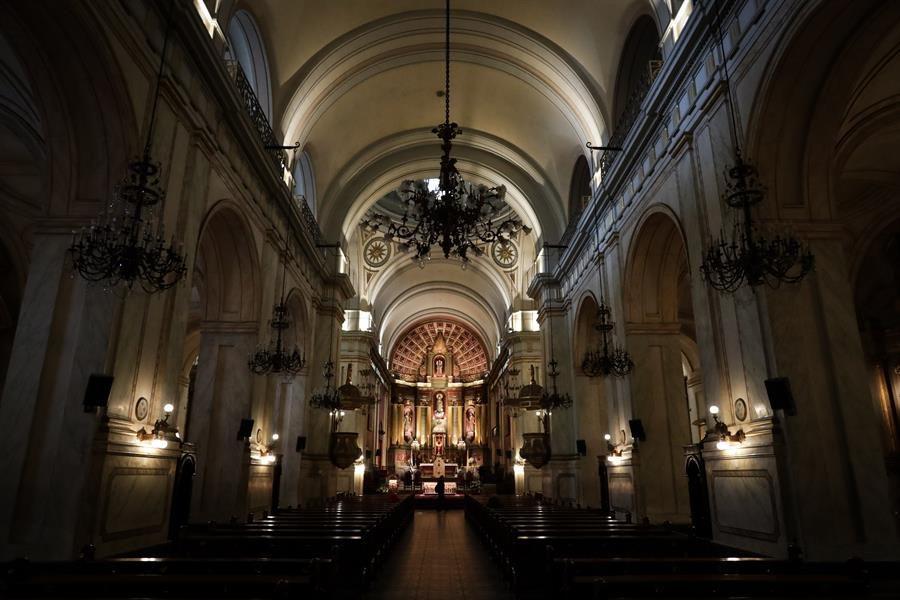 Celebraciones de Semana Santa se celebrarán a puerta cerrada
