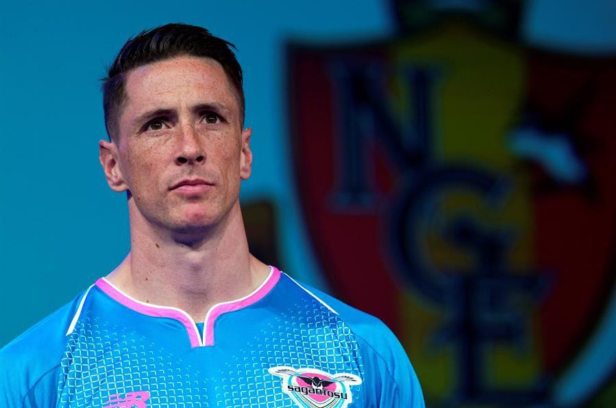 Japón: Fernando Torres anunció su retiro como profesional luego ...