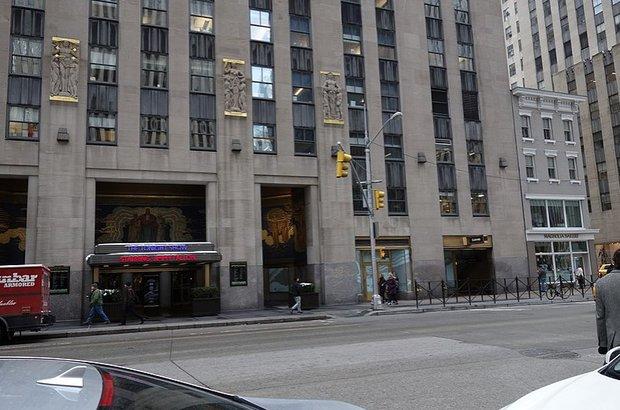 Rockefeller Center. Foto: Commons Wikimedia