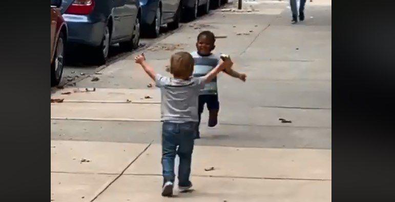 Venga ese abrazo