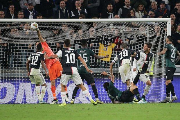 Foto Prensa Juventus