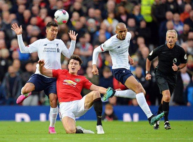 Liverpool y Manchester United se roban las miradas el domingo. Foto: EFE / Peter Powell