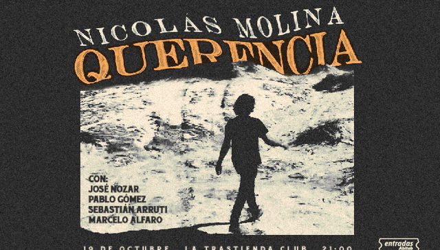 Nicolás Molina