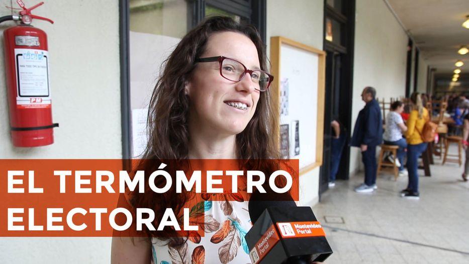 Termómetro electoral