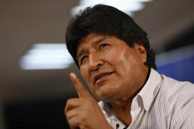 Evo Morales / Foto: EFE / Sáshenka Gutiérrez