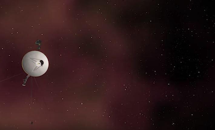 Sonda espacial Voyager 2 llega al espacio interestelar