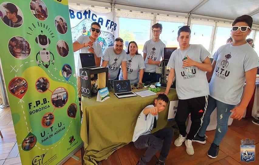 Estudiantes de Pan de Azúcar ganaron certamen nacional con proyecto de Cine 4D - Montevideo Portal