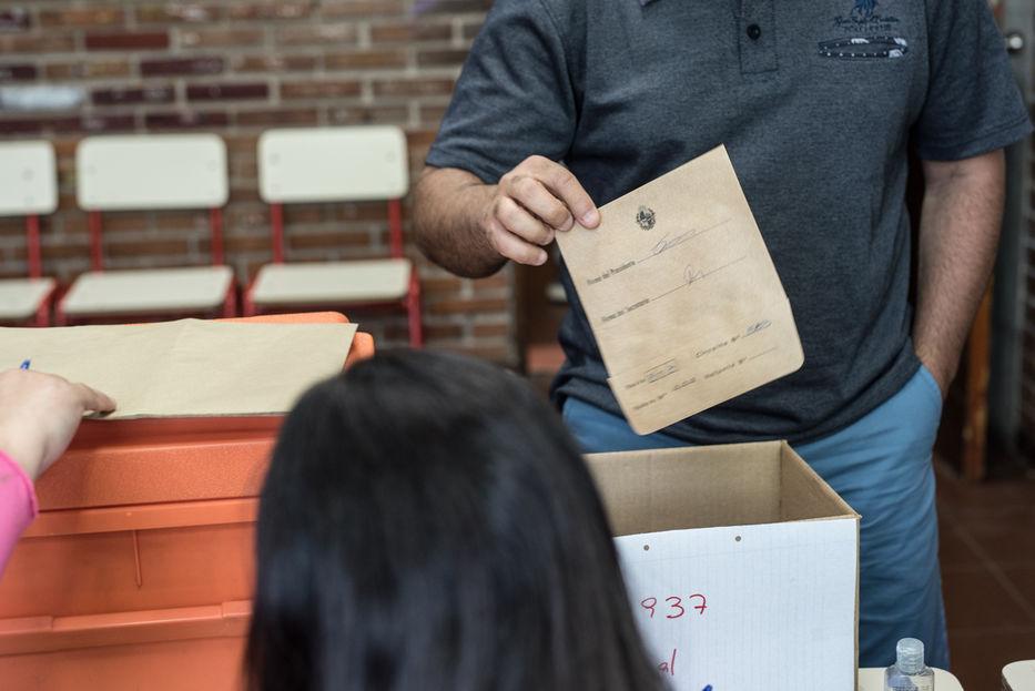 Corte analizará esta semana denuncia del Partido Nacional por papeletas dañadas