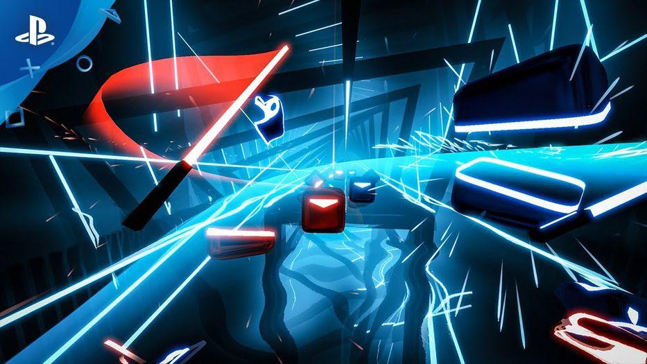 Los desarrolladores de Beat Saber se unen a Oculus Studios