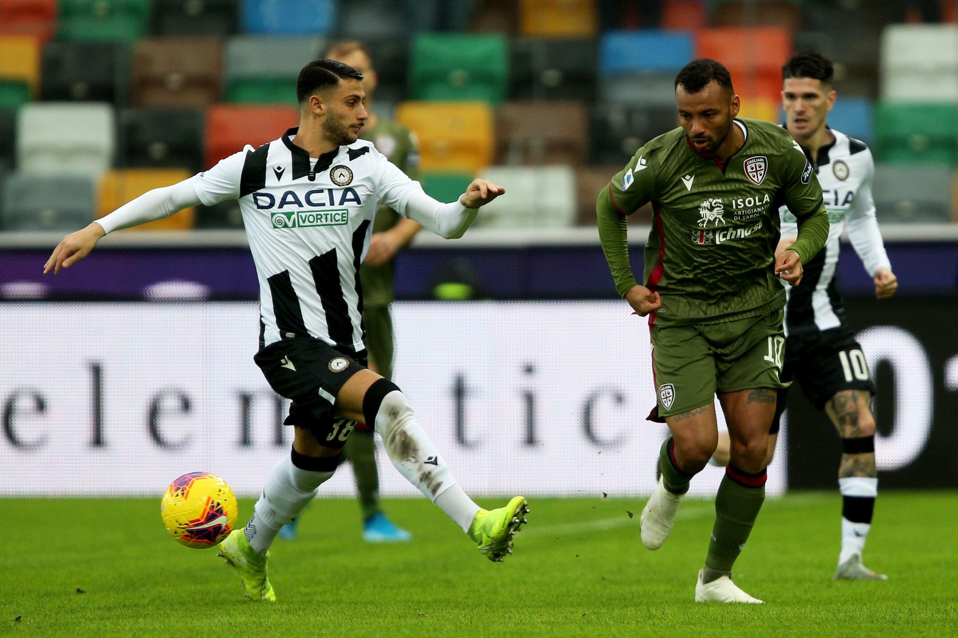 Joao Pedro, Udinese, Cagliari