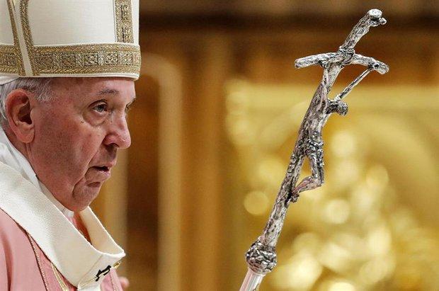 Papa Francisco / Foto: EFE - Riccardo Antimiani
