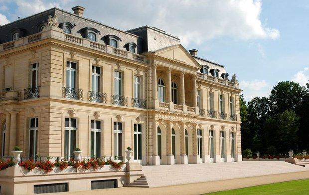 Sede de la OCDE, en París
