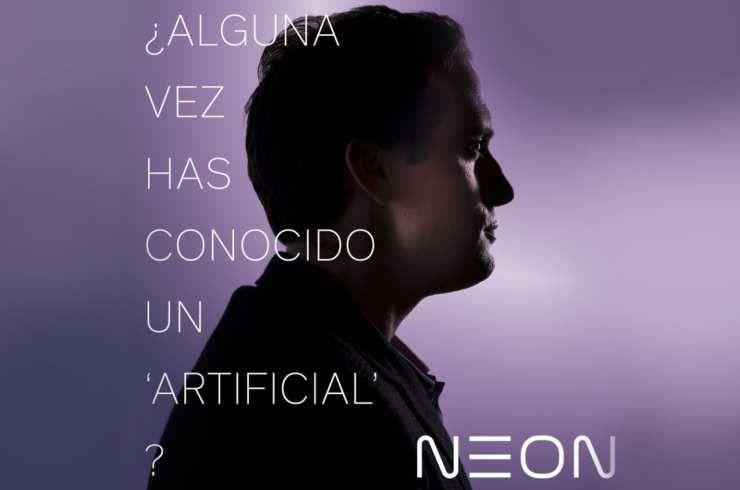 Neon (Samsung) presenta su 'humano artificial', unos avatares digitales