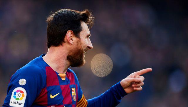Messi más 10