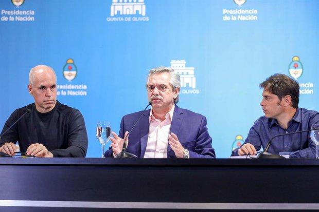 Foto: Presidencia Argentina