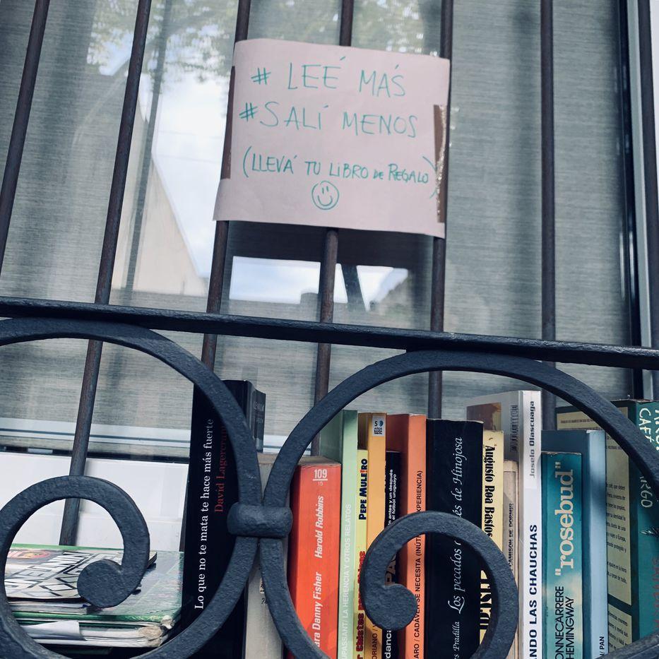 Regalá lectura