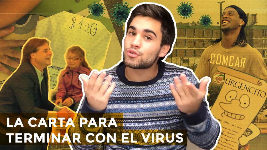 El coronavirus de la noticia