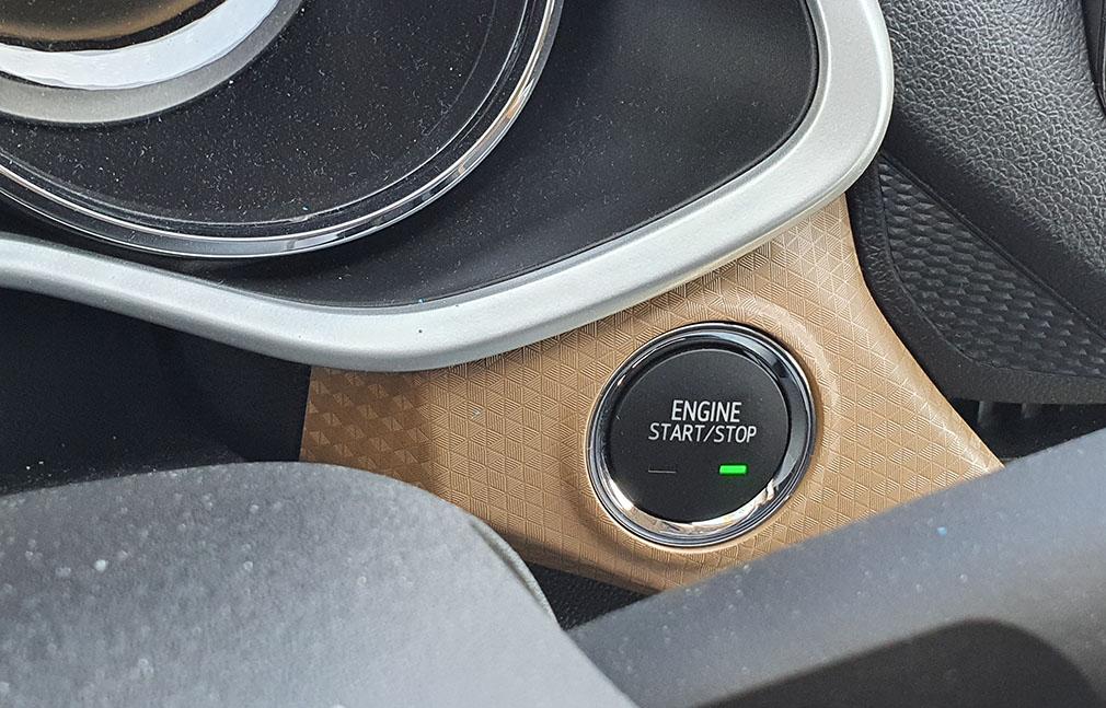 Botón Star Stop Chevrolet Onix