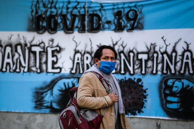 Foto: EFE/ Juan Ignacio Roncoroni