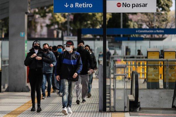 Foto: EFE/Juan Ignacio Roncoroni