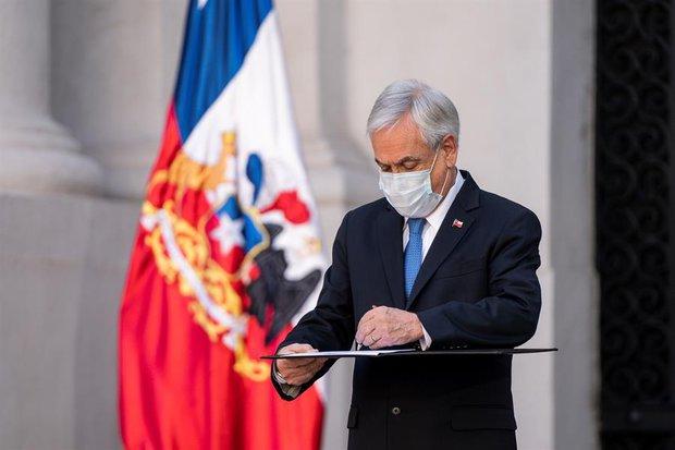 EFE/EPA/Presidencia de Chile