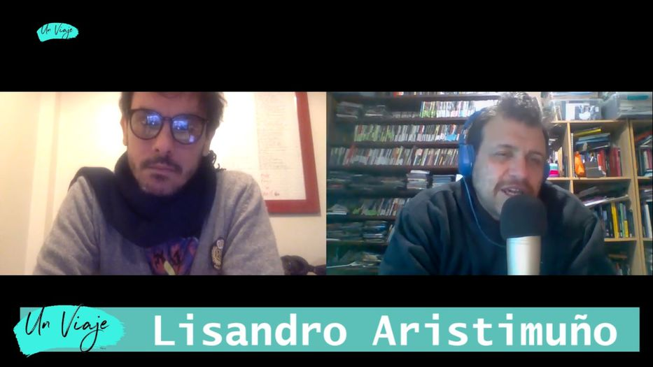 Lisandro Aristimuño y la cuarentena