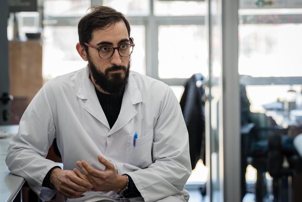 738650 - Investigadores uruguayos diseñaron un test de coronavirus con tecnología LAMP