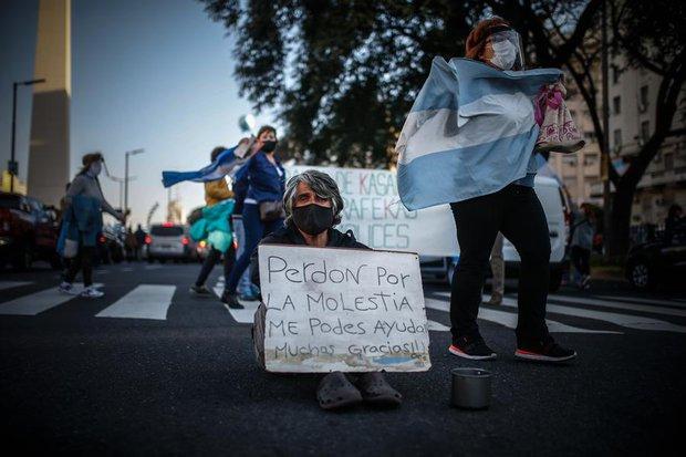 EFE / Juan  Ignacio Roncoroni
