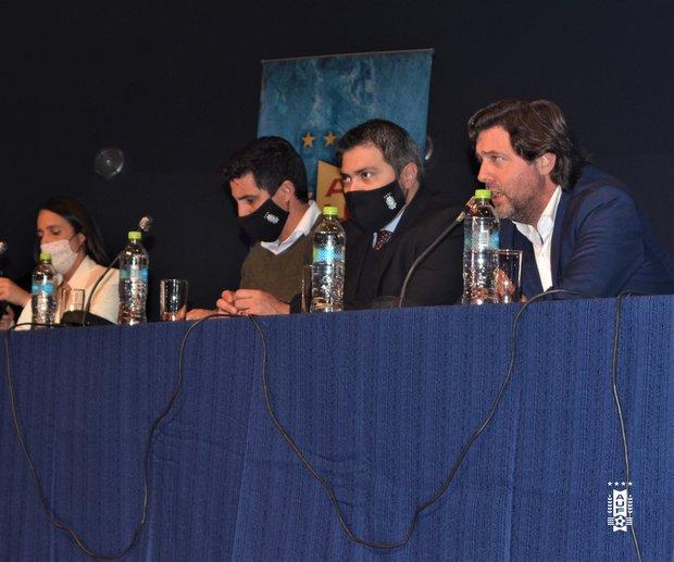 Foto: Prensa AUF