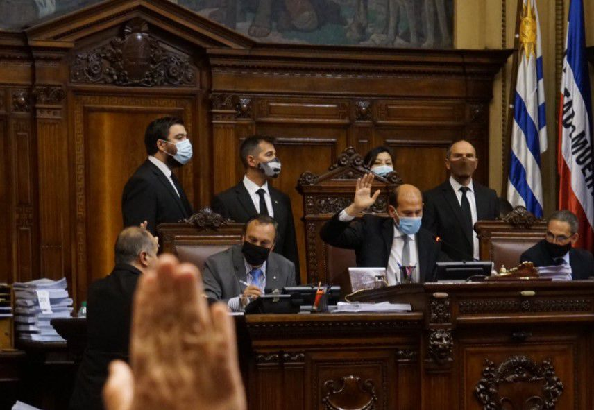 Maratón legislativa