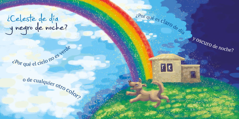 Nuevo libro de ciencia para niños