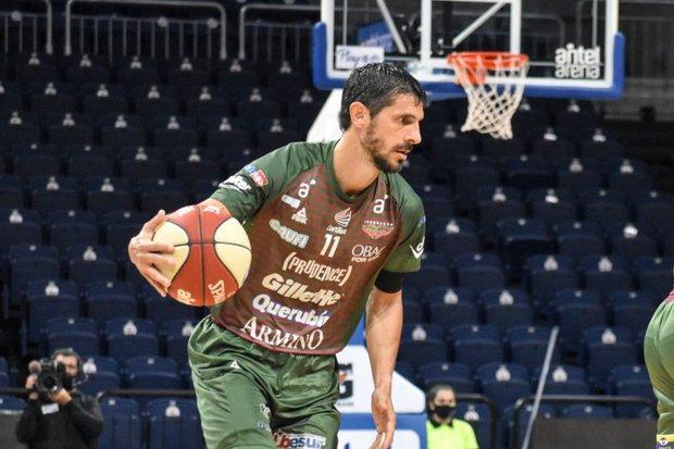 Foto: basketuruguay.uy / Bruno Tasende