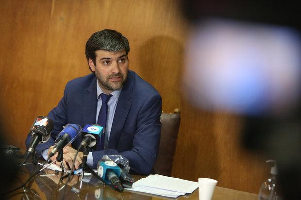 Nicolás Martinelli, director general del Mides. Foto: FocoUy - Gastón Britos (archivo)