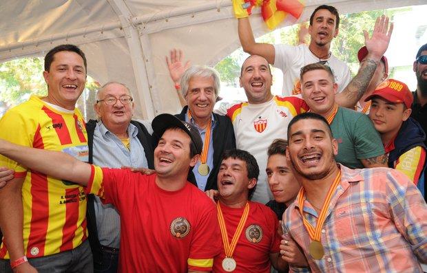 """Campeonato Uruguayo 2021 se denominará """"Dr. Tabaré Vázquez"""" y comenzará el 8 de mayo"""