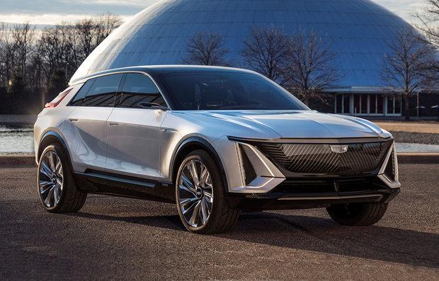 Destaque para el Cadillac Lyriq y el futuro eléctrico de General Motors