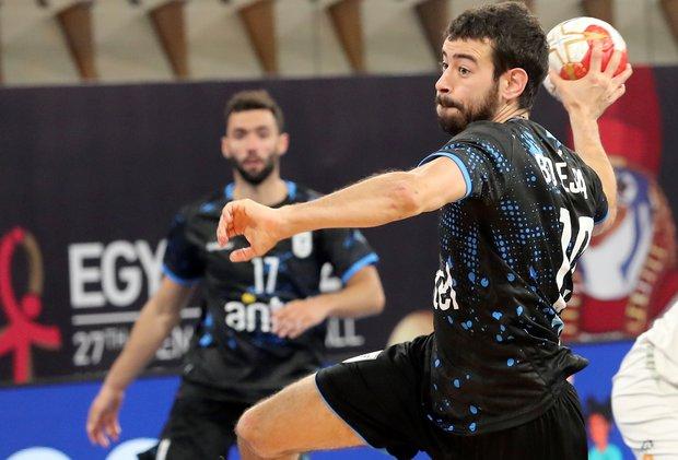 Mundial de handball: Uruguay cayó 38-23 ante España en su mejor partido del certamen