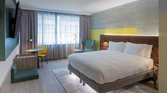 Nueva habitación de Pullman Santiago El Bosque
