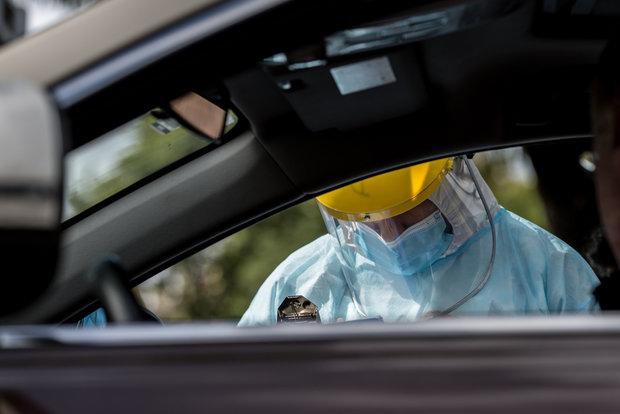 COVID en Uruguay: récord de 4.412 casos nuevos, 79 fallecimientos y 508 personas en CTI