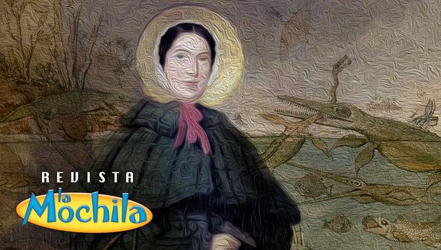 ¿Conocías a Mary Anning?