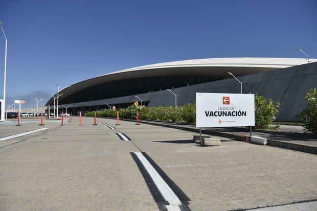 Foto: difusión Aeropuerto