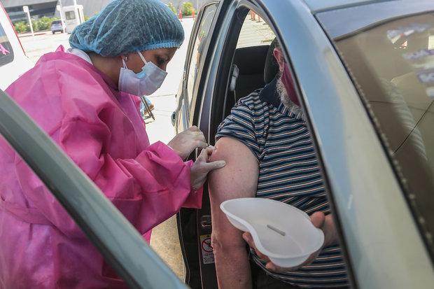 Se registró un récord de vacunados: casi 60.000 uruguayos fueron inoculados este jueves